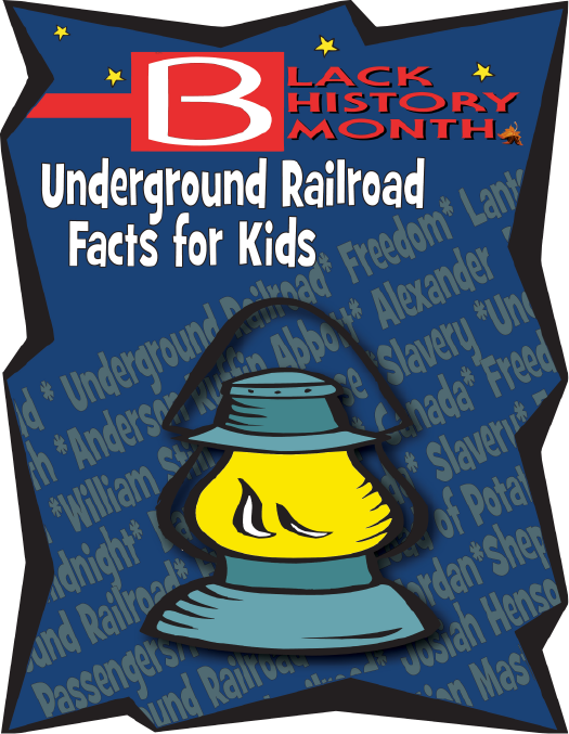 Underground Railroad Facts for Kids