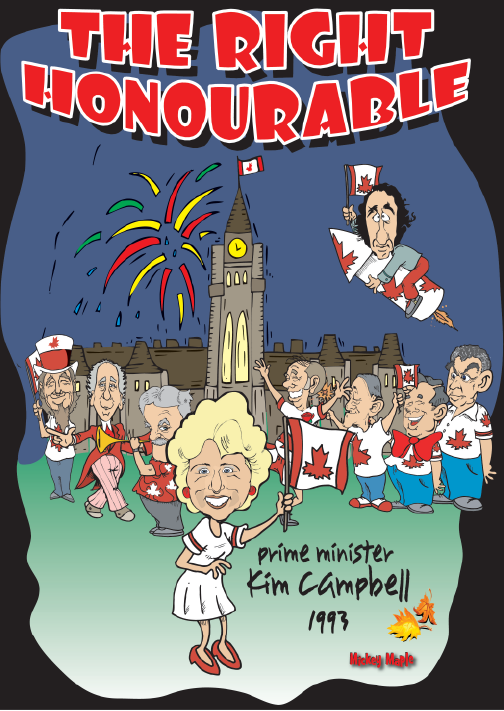 Canadian History for Kids - Kim Campbell