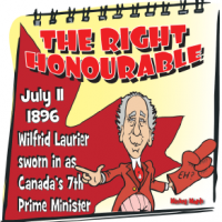 Canadian History for Kids: Sir Wilfrid Laurier