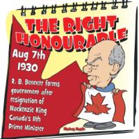 Canadian History for Kids: Richard Bedford Bennett