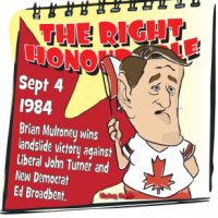 a biography of martin brian mulroney the 18th prime minister of canada The 18th prime minister of canada biography brain mulroney was originally a business man and a lawyer, but he headed up the progressive conservative party of canada starting in 1983, a year later he was prime minister, during his reign he started many major economic reforms.