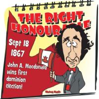 Canadian History for Kids: John A. Macdonald