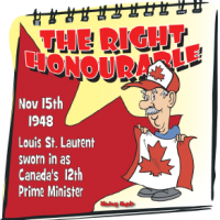 Canadian History for Kids: Lois St. Laurent