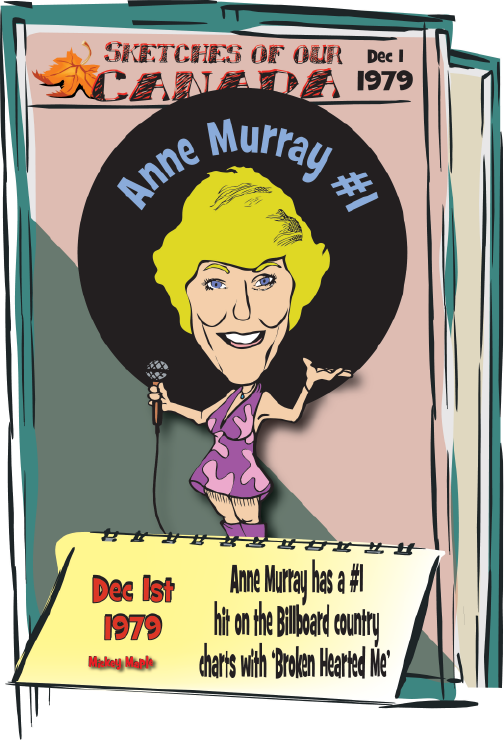 Canadian History for Kids: Anne Murray