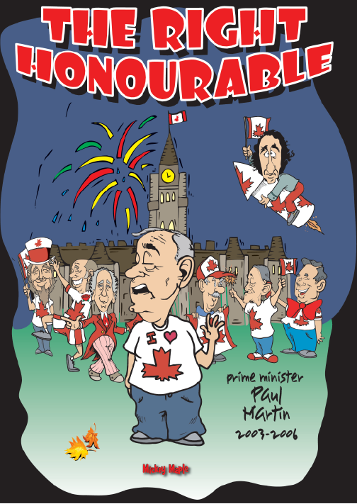 Canadian History for Kids: Paul Martin