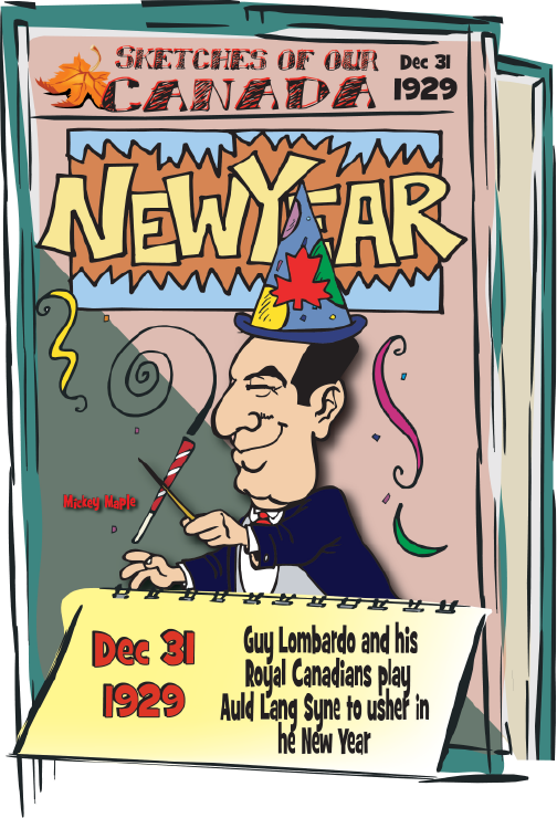 Canadian History for Kids: Auld Lang Syne