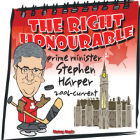 Canadian History for Kids: Stephen Harper