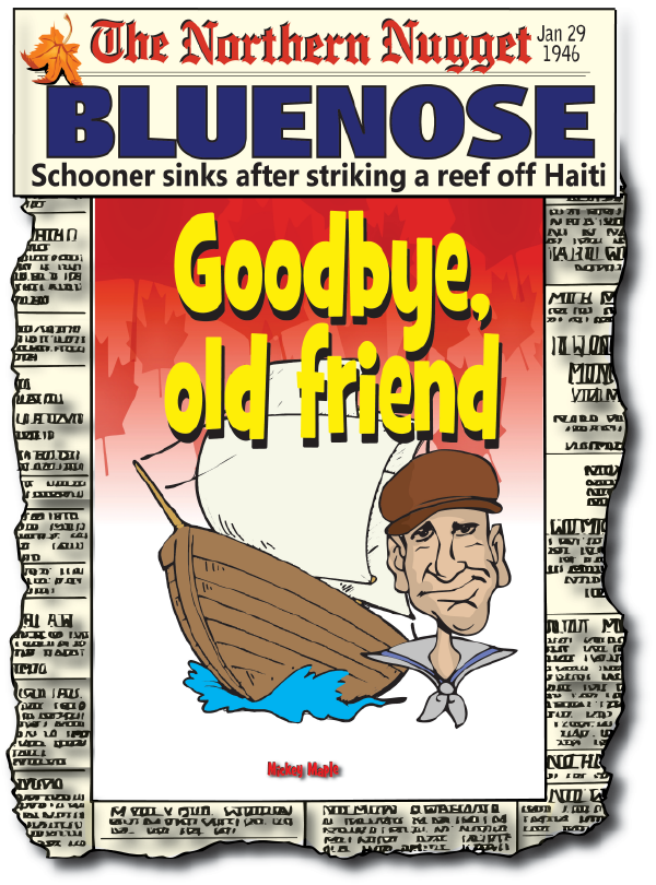 Canadian History for Kids: The Bluenose