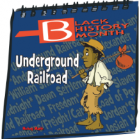 Canadian History for Kids: The Underground Railroad
