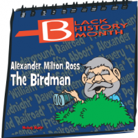 Canadian History for Kids: Alexander Milton Ross