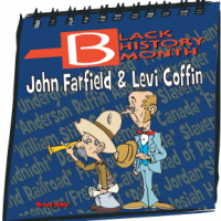 Canadian History for Kids: John Fairfield and Levi Coffin