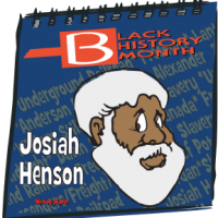 Canadian History for Kids: Josiah Henson