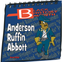 Canadian History for Kids: Anderson Ruffin Abbott