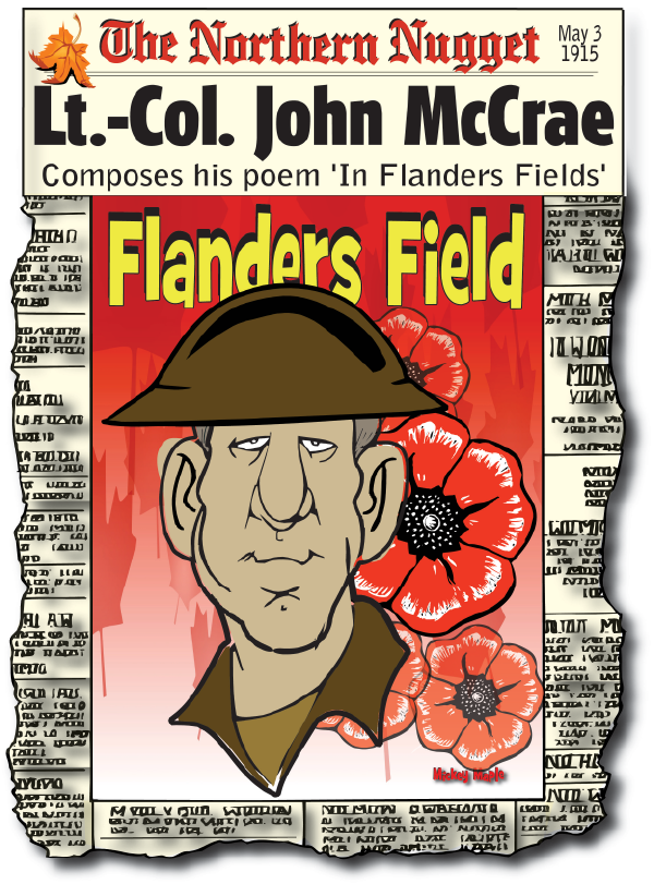 Canadian History for Kids: John McCrae
