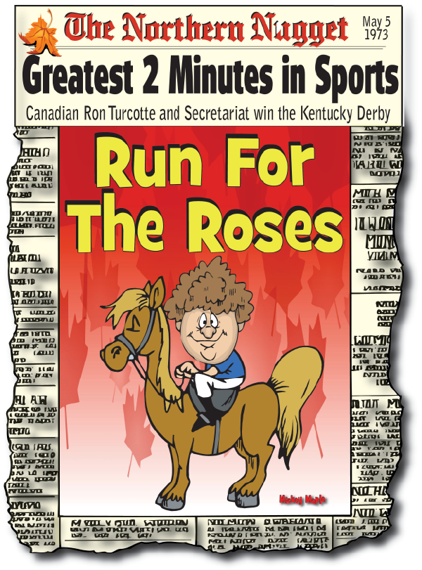 Canadian History for Kids: Ron Turcotte