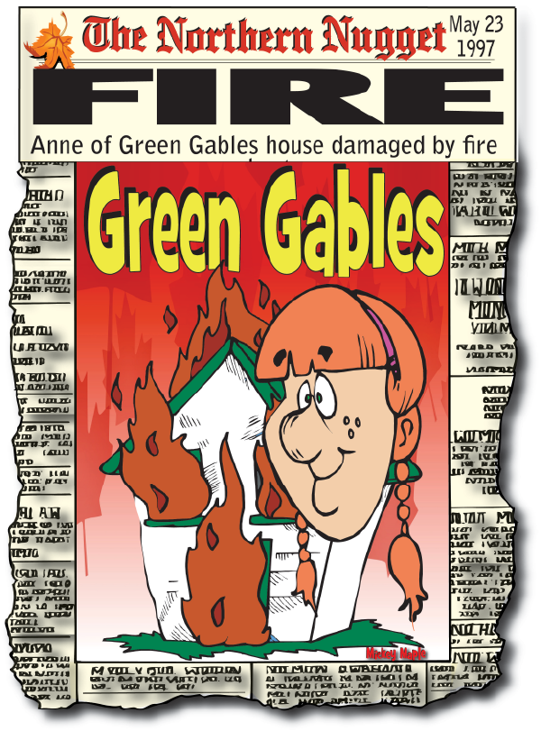 Canadian History for Kids: Green Gables