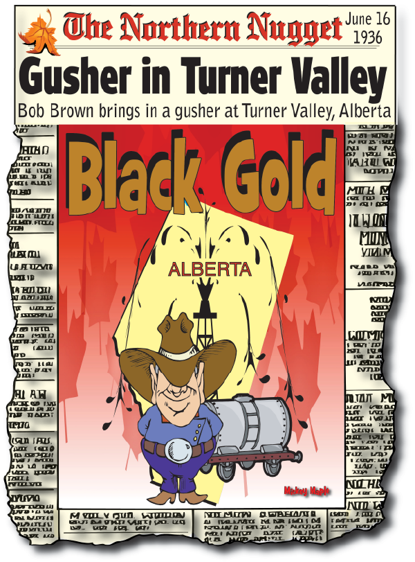 Canadian History for Kids: Alberta Oil