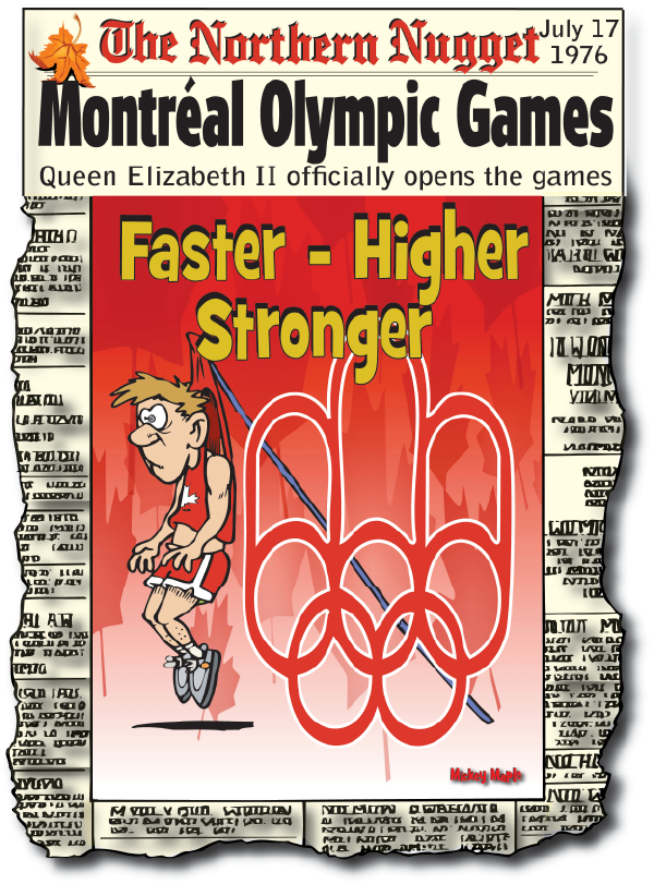 Canadian History for Kids: Montreal Olympics