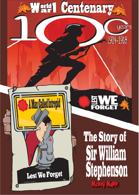Canadian History for Kids: William Stephenson