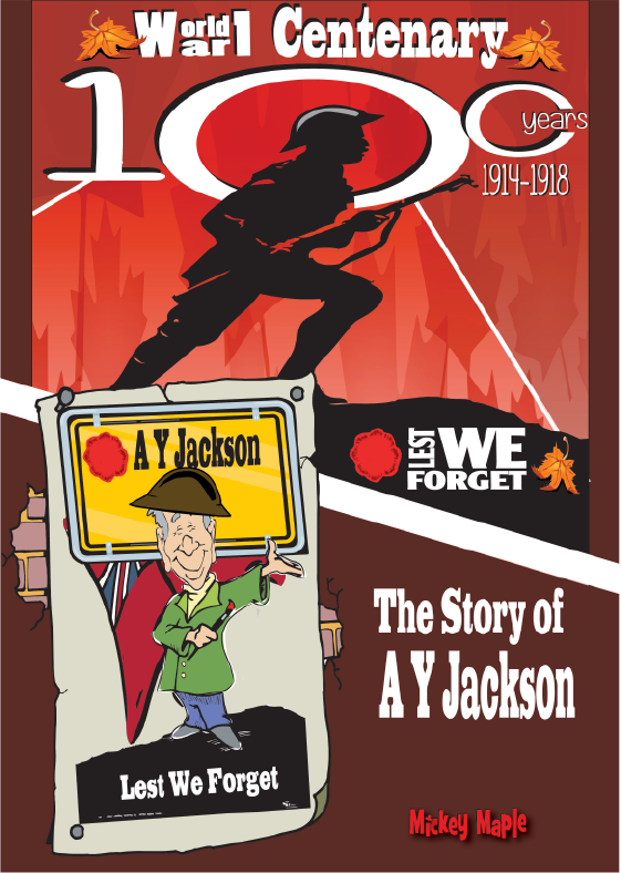 Canadian History for Kids: Alexander Young Jackson