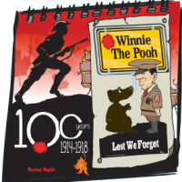 Canadian History for Kids: Winnie the Pooh