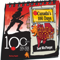 Canadian History for Kids: Canada's Hundred Days