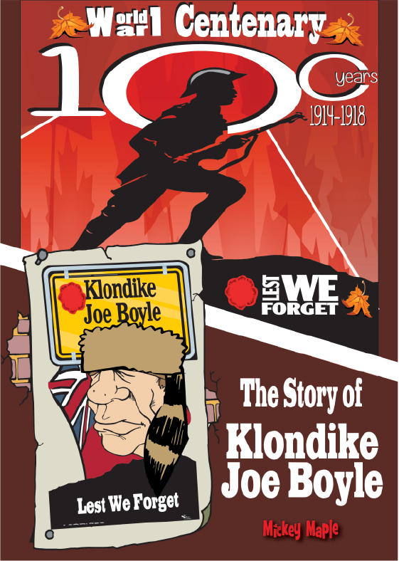Canadian History for Kids: Klondike Joe Boyle