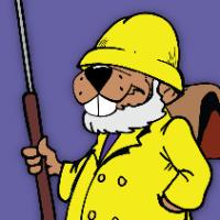 Chub the Newfoundland Fishing Expert!
