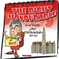 Canadian History for Kids: John Diefenbaker