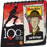 Canadian History for Kids: John McCrae