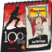 Canadian History for Kids: Billy Bishop