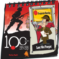 Canadian History for Kids: Frederick Banting