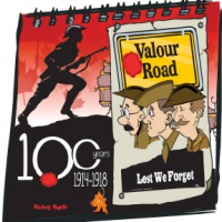 Canadian History for Kids: Valour Road
