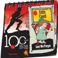 Canadian History for Kids: Edith Louisa Cavell