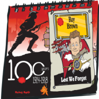 Canadian History for Kids: Roy Brown