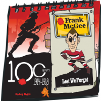 Canadian History for Kids: Frank McGee
