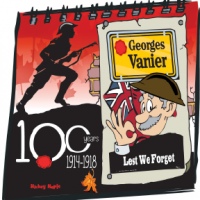 Canadian History for Kids: Georges Vanier