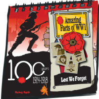 Canadian History for Kids: Facts about World War 1 for kids